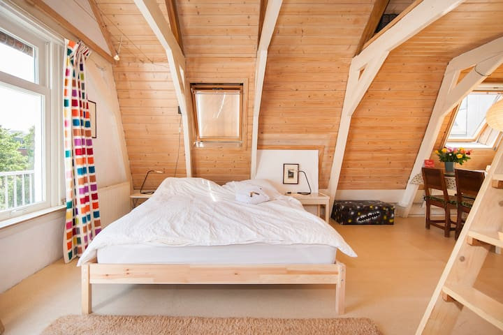 Charming studio in 'De Pijp'