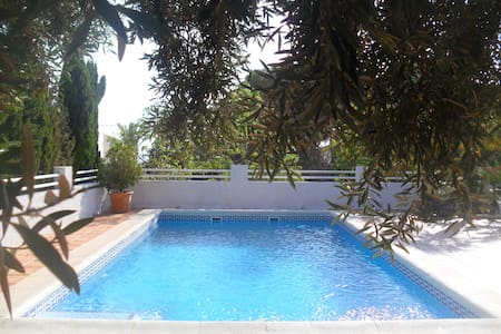 Double room with pool access - Cartagena - Xalet