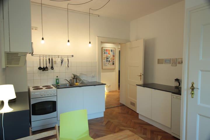 Nice apartment in Sendling - München - Leilighet