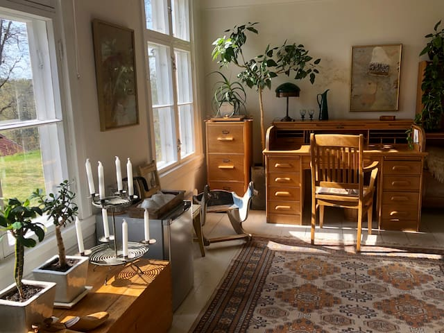 A  room in the heart of Fiskars Village