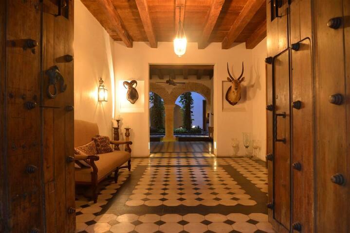 Casa de las Damas - Colonial House - Cartagena - Villa
