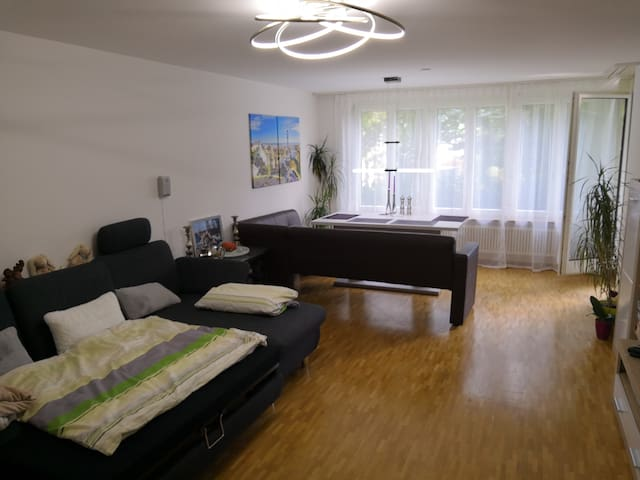 Cozy Room near University (HSG), FHS, Olma-Area