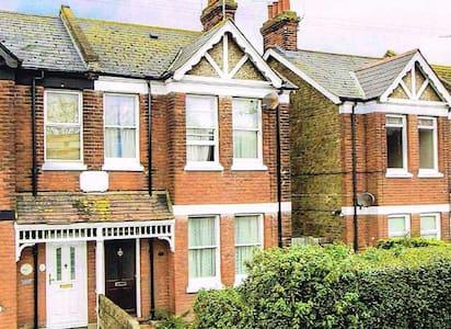 Richborough Villa - Broadstairs