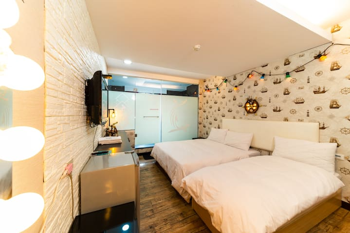♬ KAOHSIUNG APARTMENT SUITE W➸ HOT SPRING➸/O2 MRT
