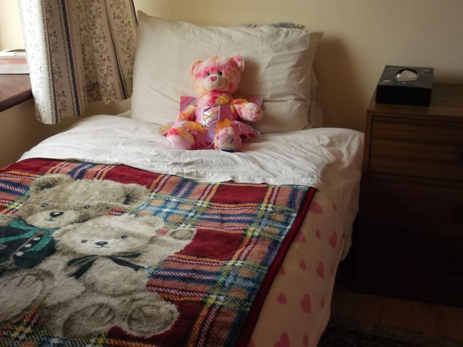 private or twin share (2 single beds)