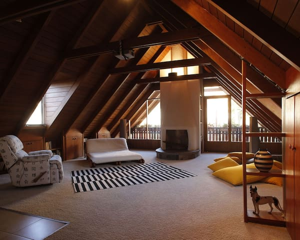 Artist's loft, perfect location - Quito - Leilighet