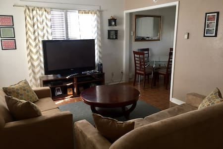 Cozy 2BD home just 25 mins from NRG - Baytown