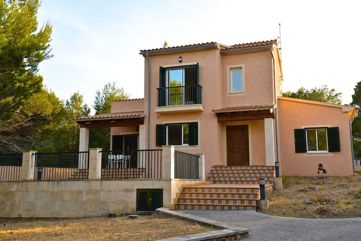 Villa Cala Mesquida - Cala Mesquida - Villa