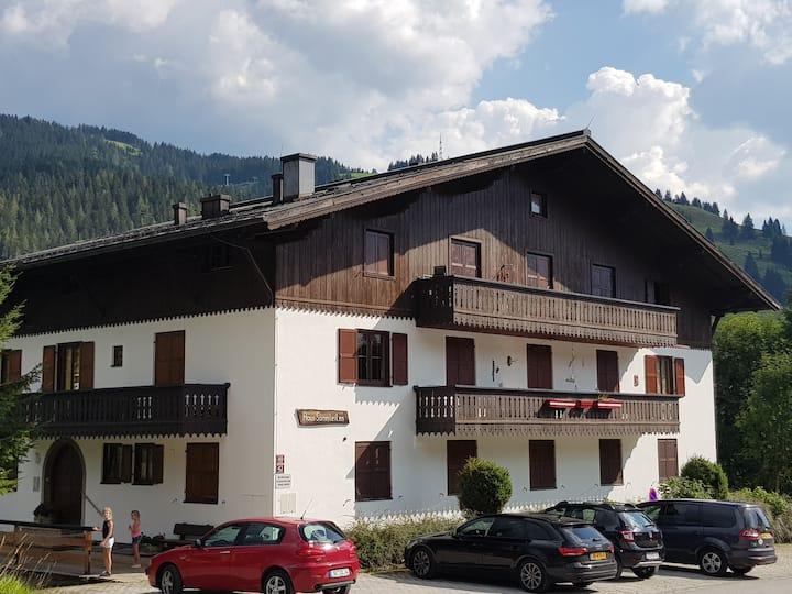 Gemütliche Wohnung im Zentrum von Hinterthal