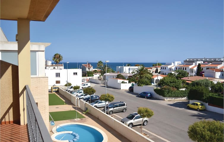 Holiday apartment with 2 bedrooms on 55m² in Vinaros