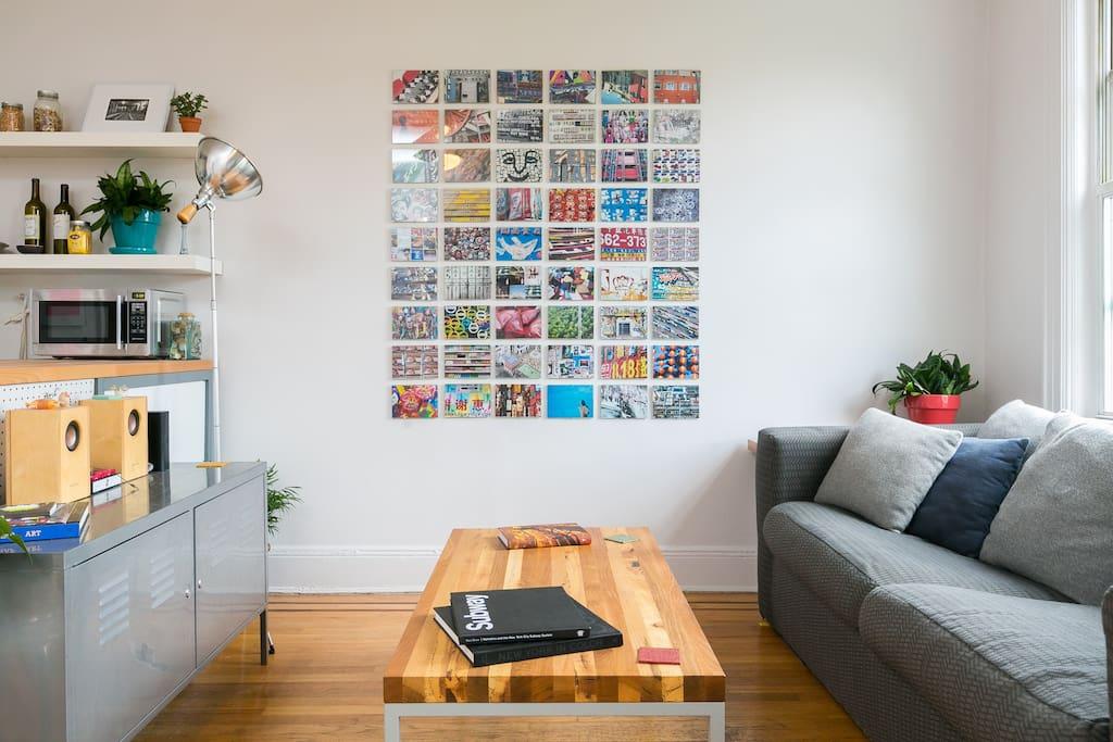 (living area details)
