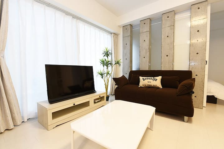 (1262) Discount now★Stylish apartment in Otaru