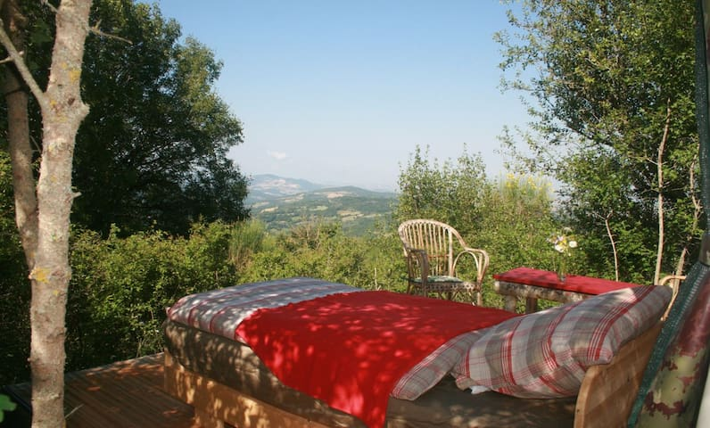 Tuskany: comfortable outdoor nights - Roccalbegna - Other