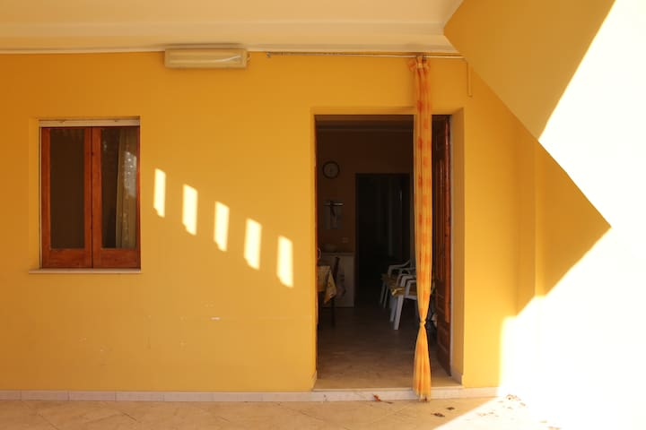 Casa relax a mare Manfria 100 metri dal mare - Lido Manfria - Apartamento