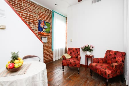 Courtyard Guesthouse in the Marigny - New Orleans - Apartment