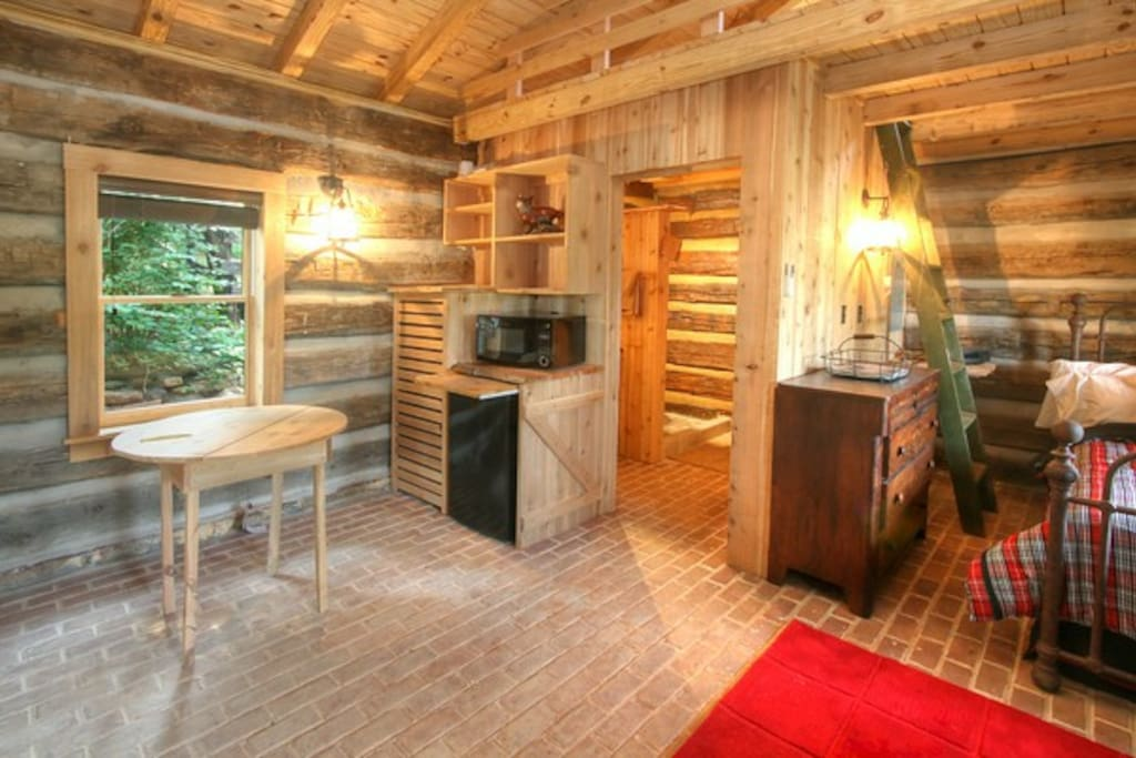 The Jefferson An Enchanting Cabin Cottages For Rent In