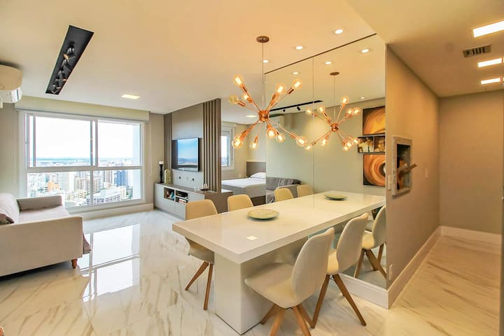 Espetacular Apartamento Panorâmico