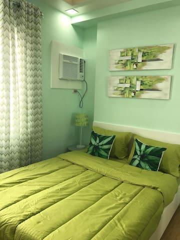 Fully Furnished Studio/1 bath/condo/cebu city