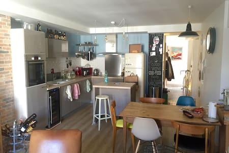 Bel appartement T3 Design à côté de la cathédrale - Bourges