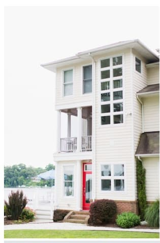 Severn River Waterfront Home - Crownsville - House