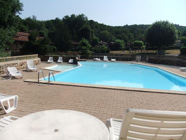 Vacances en Dordogne, périgord noir, Sarlat, Domme - Domme - Hotel ekologiczny
