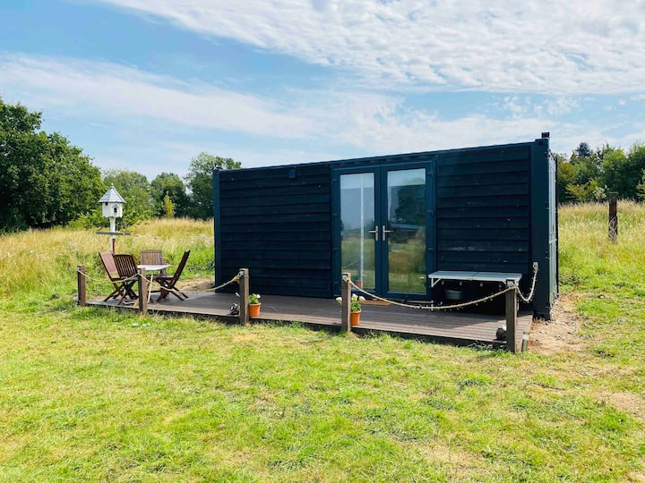 Lakeside Container Glamping Pod
