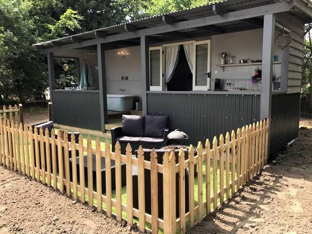 Thompson Hall Retreat ~The Hartley Hut