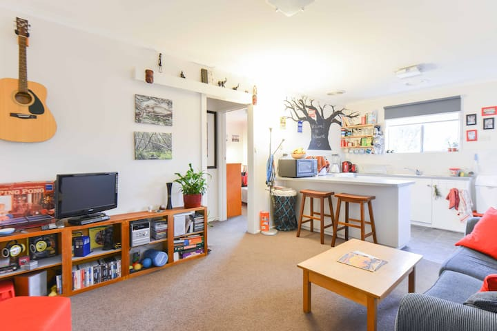 Cosy 2br ground floor unit - whole unit