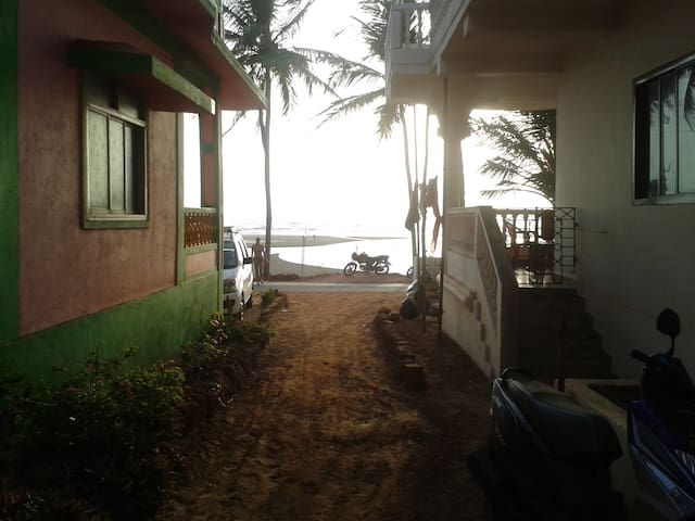mandrem morjim close to beach - Mandrem - Byt
