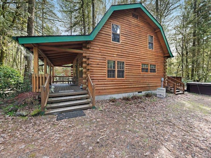 Palmer's Cabin on Mt Hood w/ hot tub, new listing!