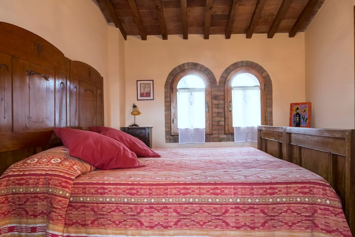 B&B Le Cetinelle Room1 - Greve in Chianti - Bed & Breakfast