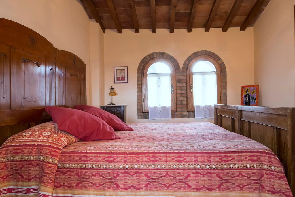 B b le cetinelle room1 chambres d 39 h tes louer greve for Chambre d hote italie