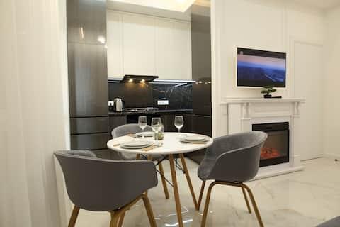 Luxury 1 Bedroom Apartment -Prime Zone in Chisinau