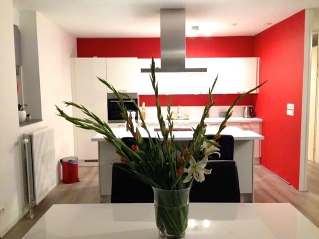 Modern room in Amsterdam West - Amsterdam - Apartment