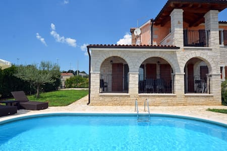 Villa near Porec with private pool - ポレッチ(Poreč)