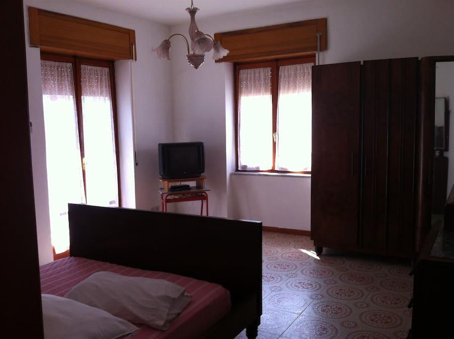 Camera principale con aria condizionata