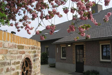 6-Hotelkamertjes in de natuur 2p. - Bed & Breakfast