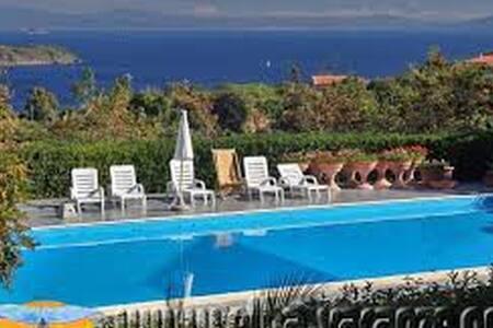 Grazioso Monolocale con piscina  - Capoliveri - Apartemen