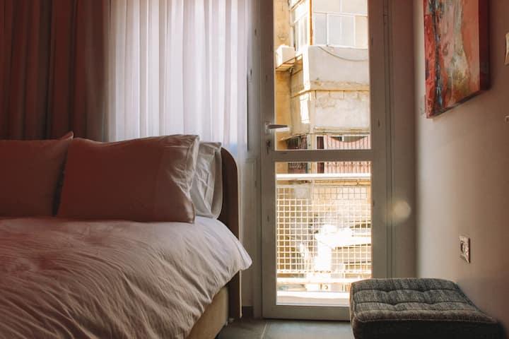 Ben Yehuda Rooftop Suite 3