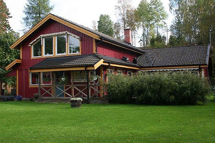 Golf and skiing at Isaberg - Gnosjö - Villa