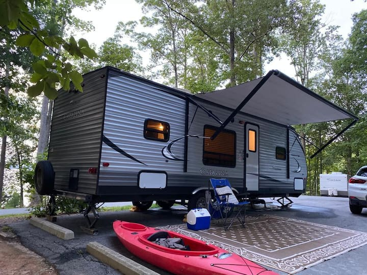Lake Lanier RV Camping