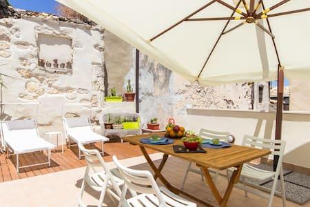 casettealsud ortigia loft terrazza - Syracuse - Apartemen
