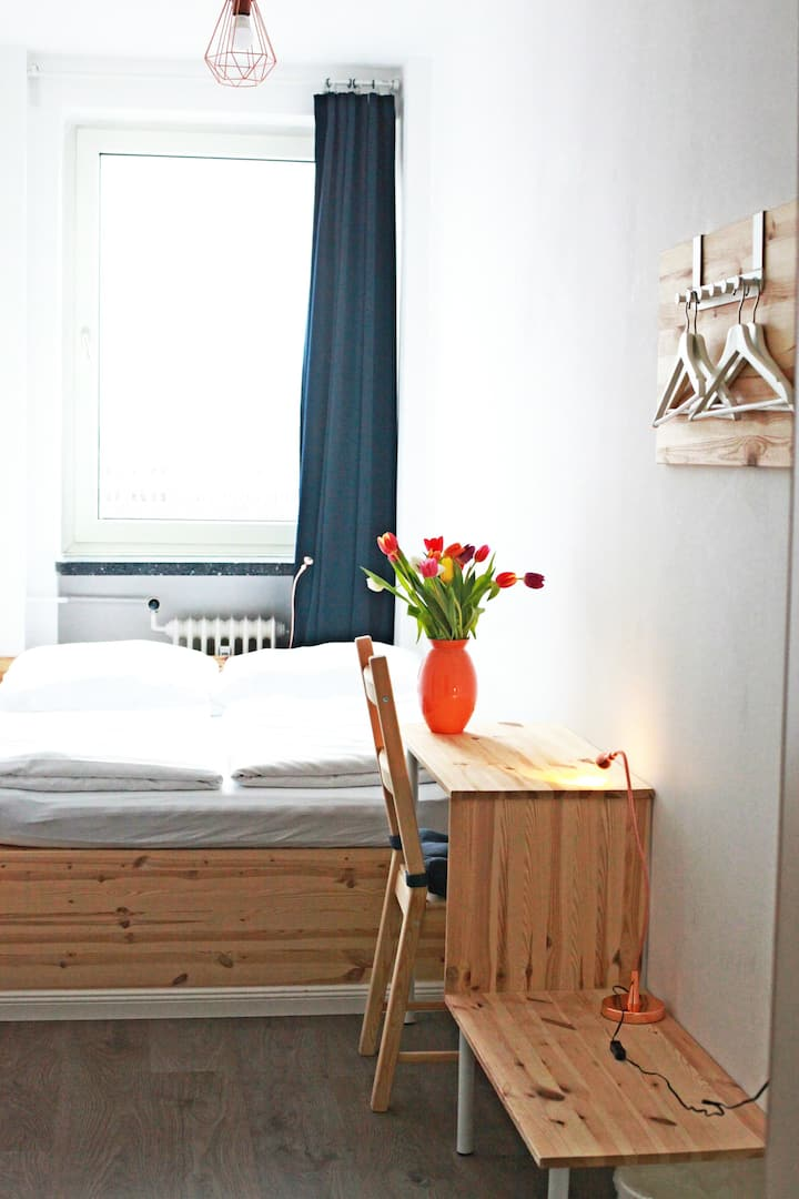 central cosy 5er-Family-Room next to U/S-bahn