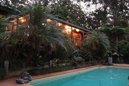 Yarralen Retreat group/ family holiday paradise -  Yarrahapinni