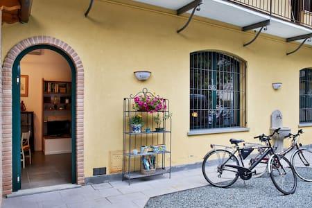 Loft via Sauro (car park inside) - Bergamo - Wohnung