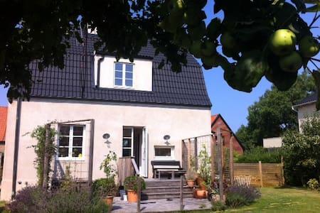 Family friendly house with garden - Malmö