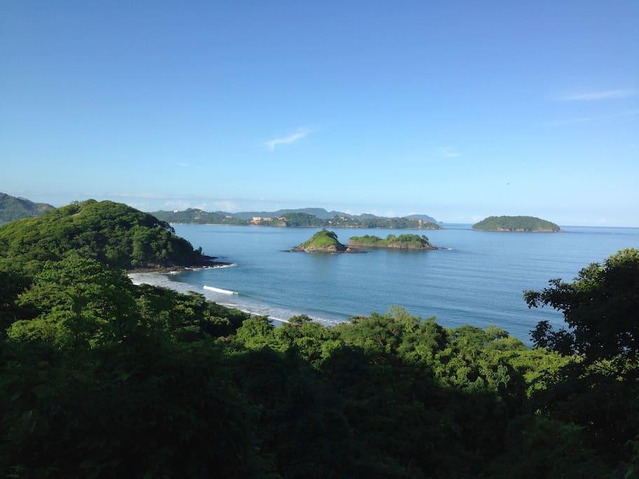 Costa rica provincia di guanacaste ville in affitto a for Case affitto costa rica