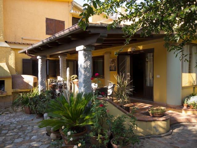 Casa Rosa.