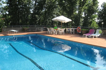 Nice apartments in Villa at Poggio