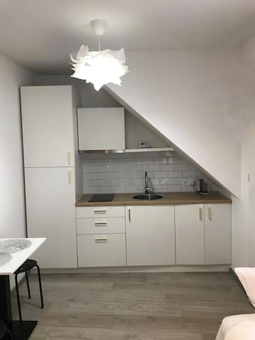 Beautiful studio right in the city center